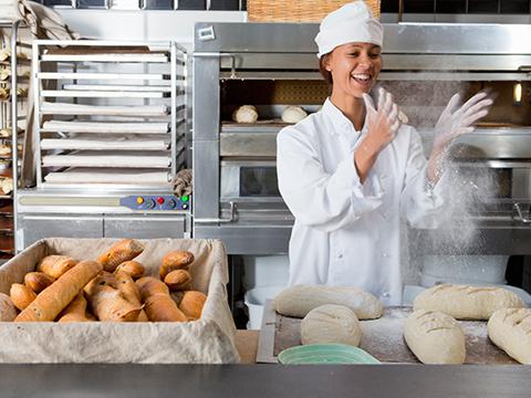 Bäckerei- und Lebensmitteltechnik